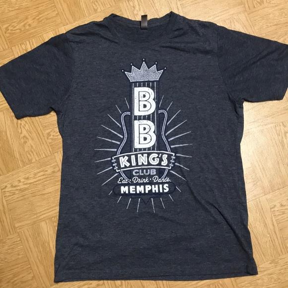BB King T shirt